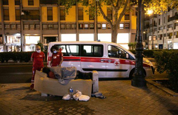 Palermo, emergenza freddo, anticipata l'apertura di due nuovi dormitori. Le strutture rientrano tra gli interventi del PON metro Palermo e saranno operative dal 14 gennaio