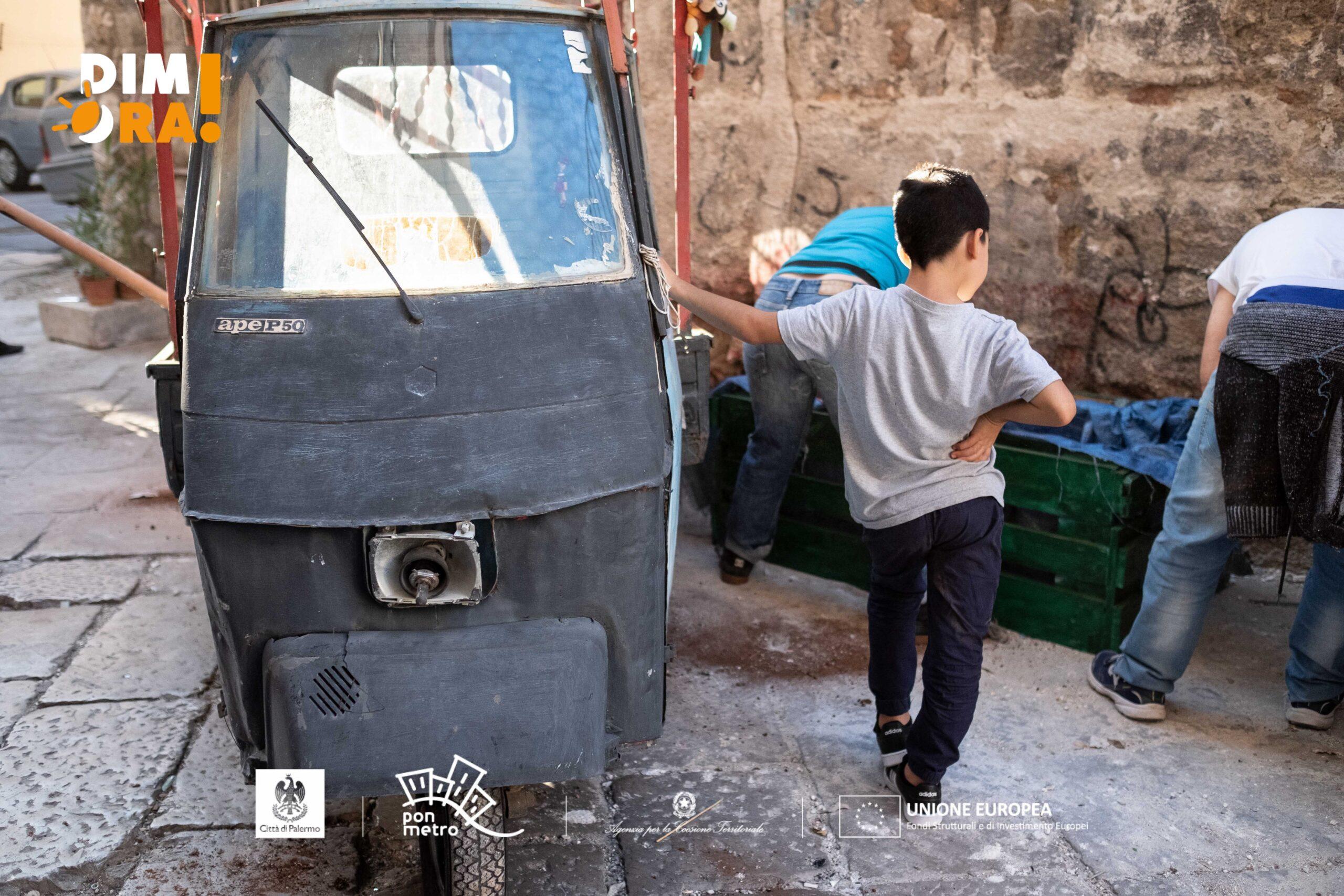 Vivi il centro storico senza il peso dei rifiuti – Gallery
