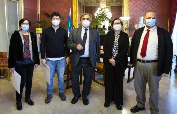 """A Sergio Ciresi, Marco Guttilla e Anna Ponente le """"Tessere preziose del mosaico Palermo"""""""